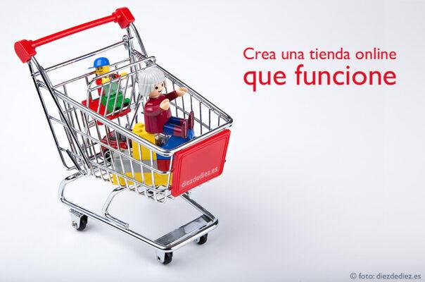 Carro de tienda online. Foto: diezdediez.es